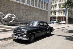 Black Chevrolet