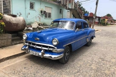 Chevrolet in Viñales