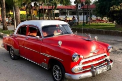 Wonderful Chevroler in Viñales