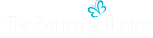 The Butterfly Hunter Logo