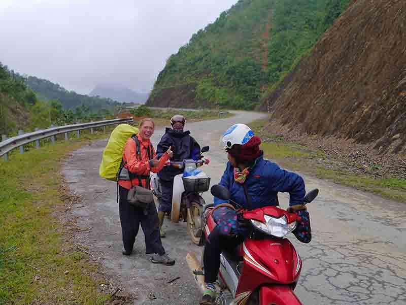 motorbike ladies