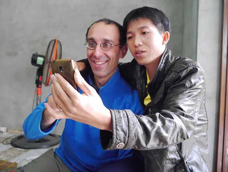 selfie Vietnam