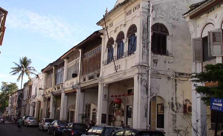 penang colonial