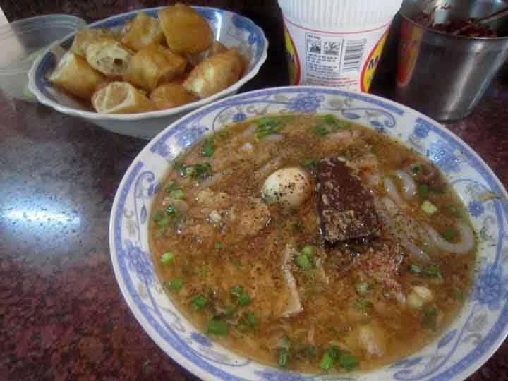 bahn cahn cua - Saigon