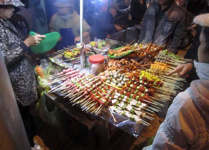BBQ in Da Lat