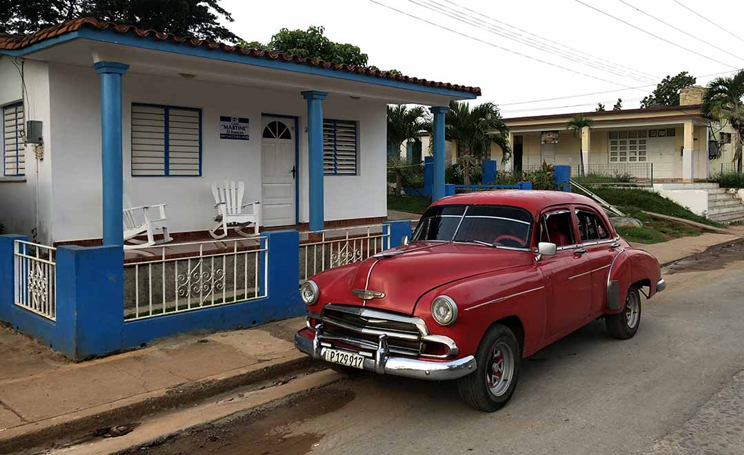 Wonderful vintage cars in Cuba