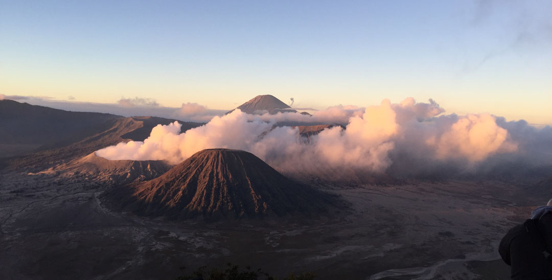 Bromo and Ijen volcanoes in 27 hours, independent and budget