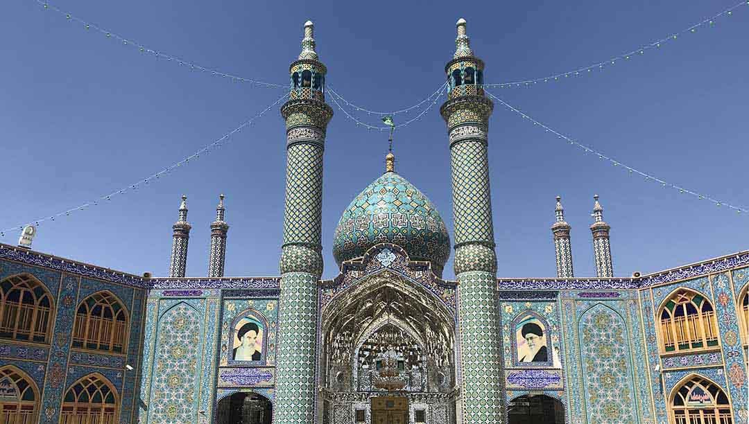 2 weeks in Iran independent (3 of 4: Isfahan, Kashan & Qom)