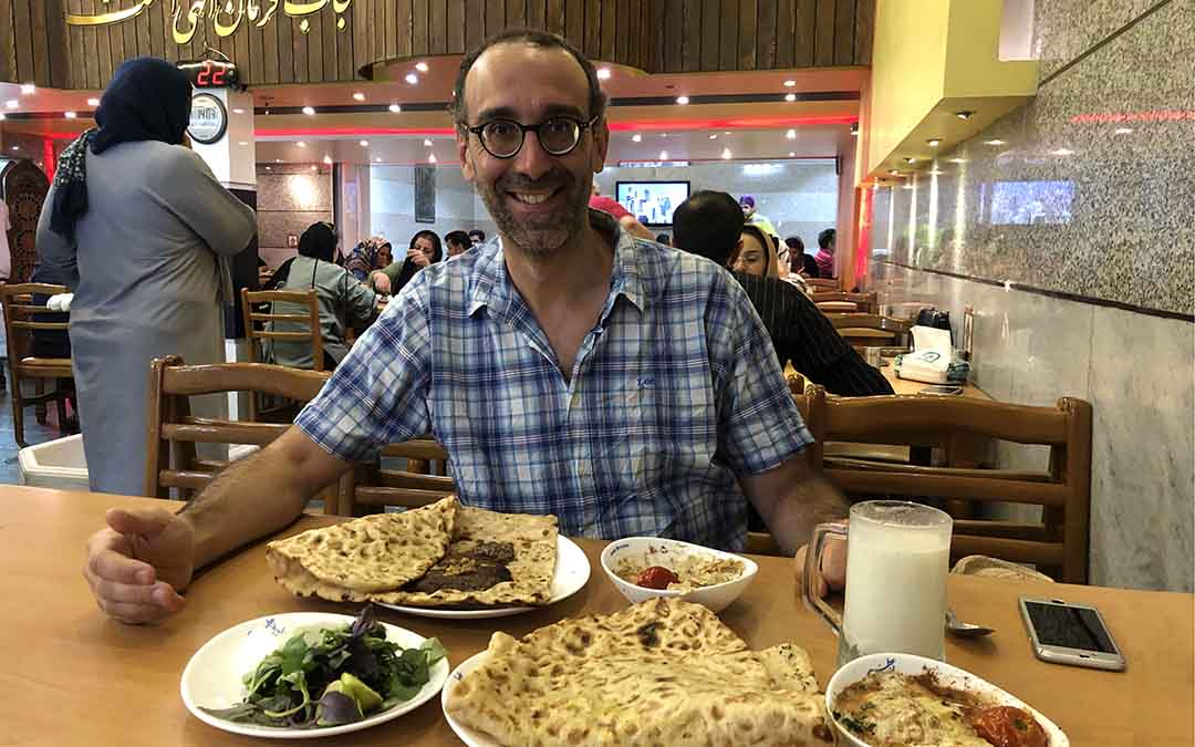 25 food and drink I had in Iran